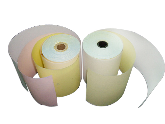 Carbonless Paper Roll for Cash Register 76mmX76mm