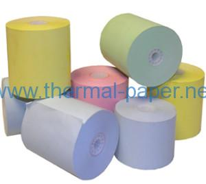 Colorful Thermal Paper Roll