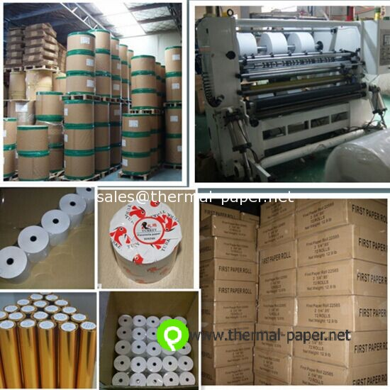 thermal paper factory