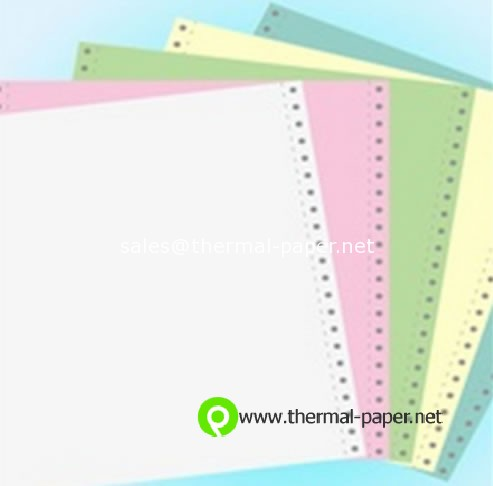 Carbonless Paper Roll NCR Paper