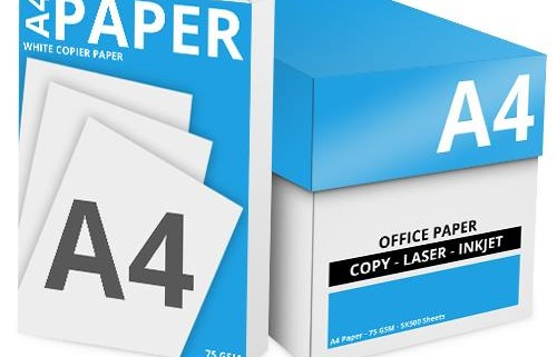 A4 Paper-Computer printing paper