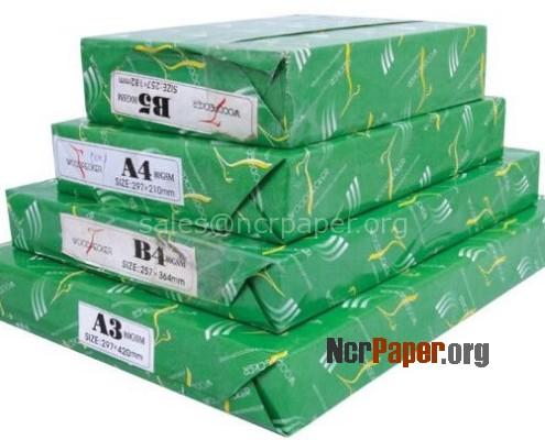 A4 copy paper factory