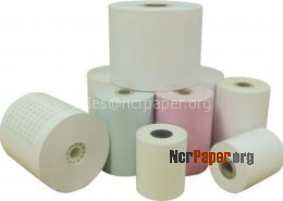 NCR Paper Rolls for ATM Cash Receipt Printer